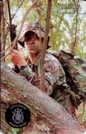 TARJETA TELEFONICA DE VENEZUELA. EJERCITO VENEZOLANO. MONUMENTO DE CARABOBO 2/3 -  04.98, CAN2-0338 (627) - Army
