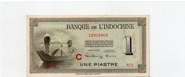 INDOCHINE / Superbe Billet UNC De 1945 N° 76 De World Paper Money - Indochina