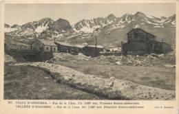 ANDORRE - Pas De La Casa - Frontera - Andorre