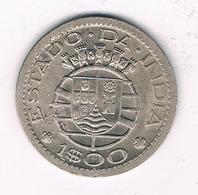 1 ESCUDO 1958 GOA PORTUGESE INDIA /7738/ - Inde