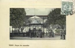 Portugal - Vizeu Viseu - Paços Do Concelho - Viseu