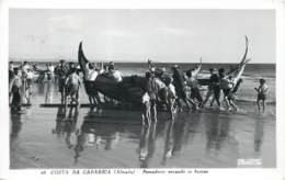 Portugal - Costa Da Caparica - Pescadores 1962 - Lisboa