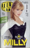 Telesette - 06-2012 - Milly Carlucci - Television