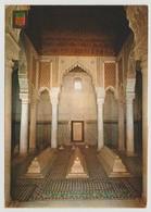 Maroc : Jolie Carte Postale Avec Affranchissement - - Marrakech
