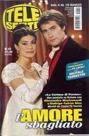 Telesette - 10-2012 - Alessandra Mastronardi - Rodrigo Giro Diaz - Televisione
