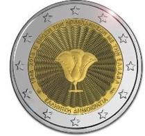 2 € GRECE 2018 DODECANESE - Greece
