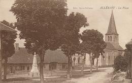 CP Allériot 71 - La Place - Scan R/V - - France