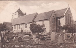 BEXHILL ON SEA - PARISH CHURCH - Other