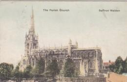 SAFRON WALDEN PARISH CHURCH - England