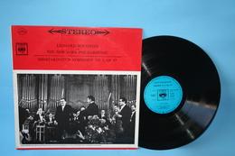 SHOSTAKOVITCH SYMPHONY NO. 5 BERNSTEIN LP 33 GIRI DISCO VINILE - Classica