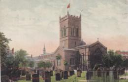 NORTHAMPTON -  ST GILES CHURCH - Northamptonshire