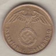 5 Reichspfennig 1939 A (BERLIN).Bronze-aluminium - [ 4] 1933-1945 : Troisième Reich