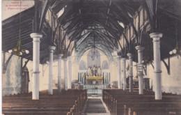 PIETERMARITZBURG-ST SAVIOURS CHURCH INTERIOR - Postcards