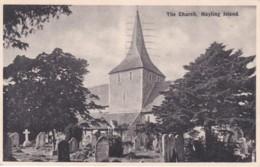 HAYLING ISLAND CHURCH - England