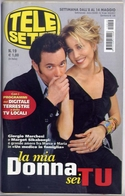 Telesette - 19-2011 - Giorgio Marchesi - Margot Sikabony - Televisione
