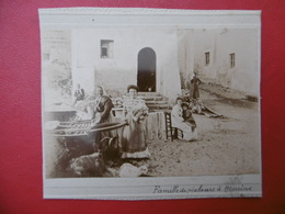 FAMILLE DE PECHEURS A MESSINE PHOTO - Plaatsen
