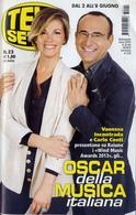 Telesette - 23-2013 - Vanessa Incontrada - Carlo Conti - Télévision