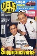 Telesette - 24-2007 - Tortora - Bertolino - Televisione