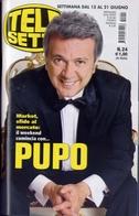 Telesette - 24-2014 - Pupo - Televisione