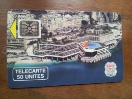 MONACO MF4B PALAIS DES CONGRES 50U SC5 AN UT TBE - Monaco