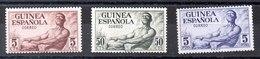 Serie De España Guinea N ºYvert 311/13 ** - Guinea Española
