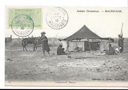 MAURITANIE- Campement Maure - Collection L.Penel -St-Louis - - Mauritanie