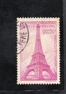 France - Fêtes Du Cinquantenaire De La Tour Eiffel N° 429 - Gebruikt
