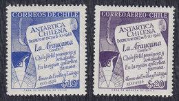Chile 1958 Chilean Antartic, MNH (**) - Chile