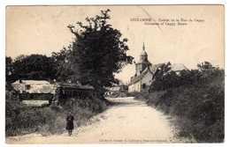 80 : Suzanne : Entrée De La Rue De Cappy - France