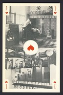 PLAYING CARD ~ 1 Of Hearts - Two Views Of Museum Taxandria - Playing Cards