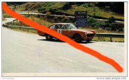 TARGA FLORIO AUTOSTORICHE 93 FERRARI 250 GTE (7) 10X15 ORIGINAL - Cars