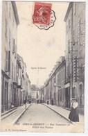 Jura - Lons-le-Saunier - Rue Tamisier Et Hôtel Des Postes - Lons Le Saunier