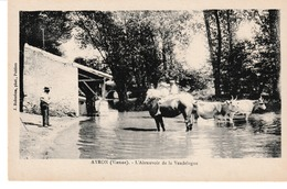 Ayron 86 L'abreuvoir De Vendelogne - Other Municipalities