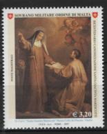 SMOM 2007 Sass.868 MNH/** VF - Sovrano Militare Ordine Di Malta