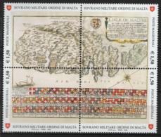 SMOM 2008 Sass.909/12 MNH/** VF - Sovrano Militare Ordine Di Malta
