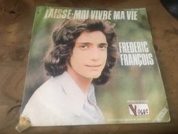 166/ FREDERIC FRANCOIS LAISSE MOI VIVRE MA VIE - Reggae