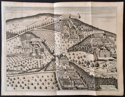 1671 Schematismus Villarum Tusculanarum  Rézmetszet. Athanasius Kircher:  Latium, Id Est Nova Et Parallela Latii Tum Vet - Engravings