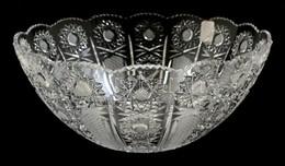 Ajka Kristály Veronika Kompótos Tál D:23 Cm - Glass & Crystal