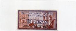 INDOCHINE / Superbe Billet De 1939 UNC N° 85c De Paper Money - Indochina