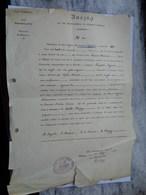 Réf: 13-12-48.               UCKANGE     RIGAUT ( RIGANT )  BINARD - Documents