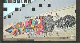 España/Spain-(MNH/**) - Edifil 5081 - Yvert F4805 - Blocs & Hojas