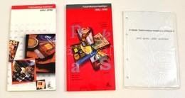2 Db Különféle Telefonkártya-katalógus (1991-1998 Ill. 1991-1999) + Katalógus Pótlapok - Unclassified