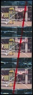 1992 3 Db 'Vandalism' Telefonkártya, összefüggő, Bontatlan Csomagolásban - Unclassified