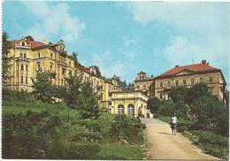 V2817 Mariánské Lázně - Zotavovna ROH Donbas / Non Viaggiata - Repubblica Ceca