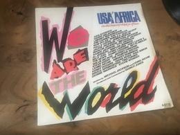 166/ WE ARE THE WORLD USA AFRICA - Reggae