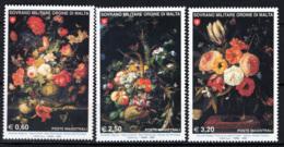 SMOM 2009 Sass.991/93 MNH/** VF - Malte (Ordre De)
