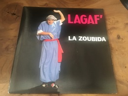 166/ LAGAF LA ZOUBIDA - Reggae
