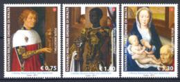 SMOM 2011 Sass.1080/82 MNH/** VF - Sovrano Militare Ordine Di Malta