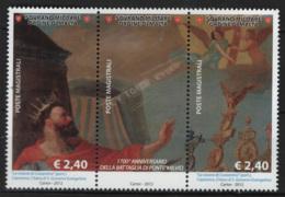 SMOM 2012 Sass.1113/14 MNH/** VF - Sovrano Militare Ordine Di Malta