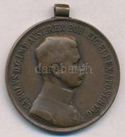 1917. 'Károly Bronz Vitézségi Érem' Br Kitüntetés Mellszalag Nélkül. Szign.: Kautsch T:2  Hungary 1917. 'Bronze Gallantr - Coins & Banknotes
